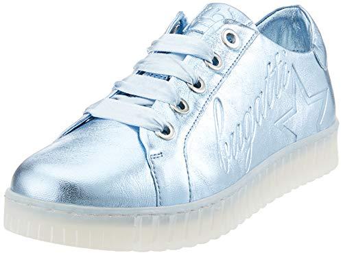 bugatti Damen 412639014000 Sneaker, Blau (Light Blue 4200), 40 EU