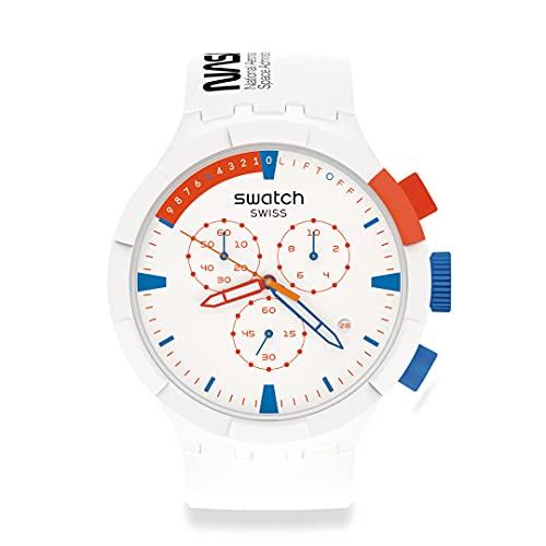 Orologio Swatch Big Bold Chrono Next SB04Z400 EXTRAVEHICULAR Edizione Speciale NASA