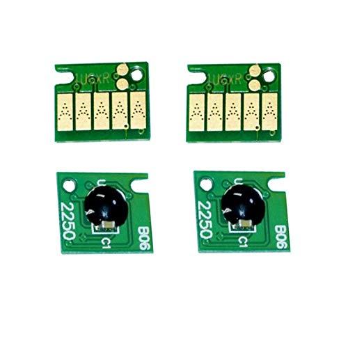WSCHENG PGI-2500 PGI2500 PGI2500XL Restablecer automáticamente el Chip de Arco para Canon Maxify IB4050 MB5050 MB5350 MB5150 MB5450 IB4150 Impresora