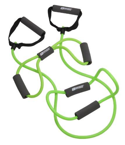 Schildkröt Fitness Expander Trainings-set 3-teilig, limegreen-anthrazit