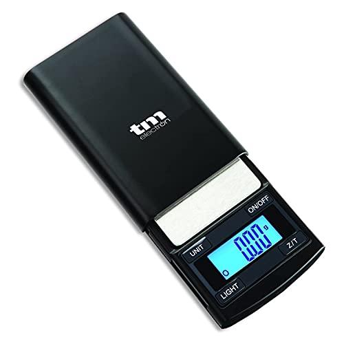 TM Electron TMPBS002 Báscula precisión, Plástico