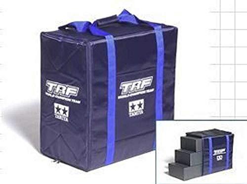 Tamiya 42101-Tamiya RC Pit Bag L, Borsa di Ricambio per modellismo, Accessori, Colore Blu, 42101