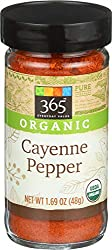 365 Everyday Value, Organic Cayenne Pepper, 1.69 oz