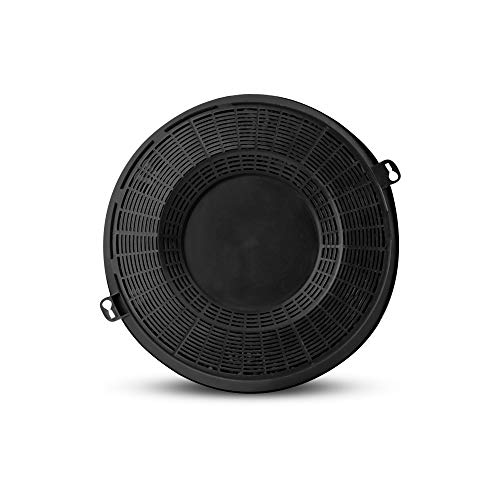 Aktivkohlefilter Kohlefilter Filter Ersatz für AEG 9029793610 EHFC48 Typ48 Dunstabzugshaube 236mmØ Whirlpool 484000008783 Indesit C00384665 AMC037