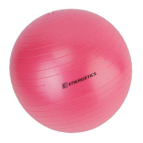 ENERGETICS Physioball mit Pumpe, pink,55