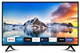 DYON Smart 40 XT 100 cm (40 Zoll) Fernseher (Full-HD Smart TV, HD Triple Tuner (DVB-C/-S2/-T2), Prime Video, Netflix & HbbTV) [Modelljahr 2020]