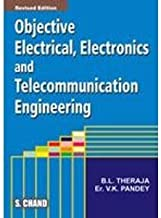 Electrical Electronics and Telecommunication Engineering: Objective Type