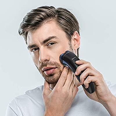 ELECTRIC SHAVER, MUGU IPX7 Wet and Dry