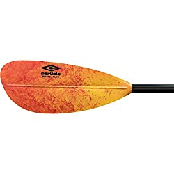 Kayak Paddle with combines flexibility and durability
