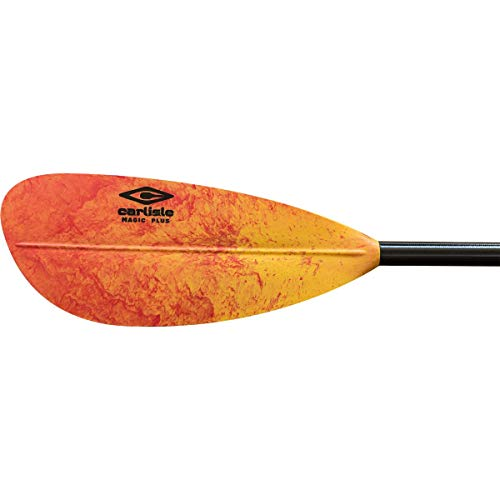 Carlisle Magic Plus Kayak Paddle (Sunrise, 220 cm)