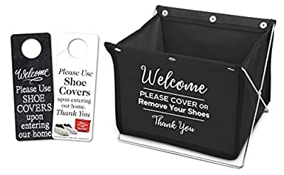 Foldable Shoe Cover Holder