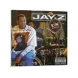 RONGYU Jay-Z's Albumcover – Jay-Z: Unplugged Poster,