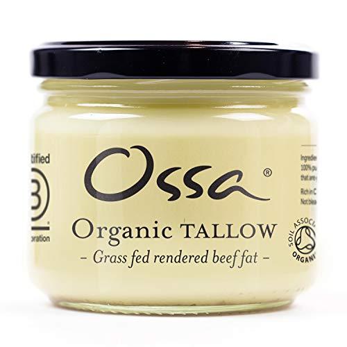 Ossa Bio Talg | Traditionelles Rindfett oder Rind tropfend, britische Grassgefütterte Kühe | Bio & Keto (Tallow) – Parent Tallow Six Pack