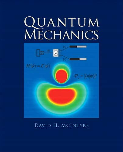 Compare Textbook Prices for Quantum Mechanics: A Paradigms Approach 1 Edition ISBN 9780321765796 by McIntyre, David,Manogue, Corinne,Tate, Janet