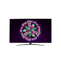 LG 49NANO867NA 123 cm (49 Zoll) NanoCell Fernseher 100 Hz [Modelljahr 2020]
