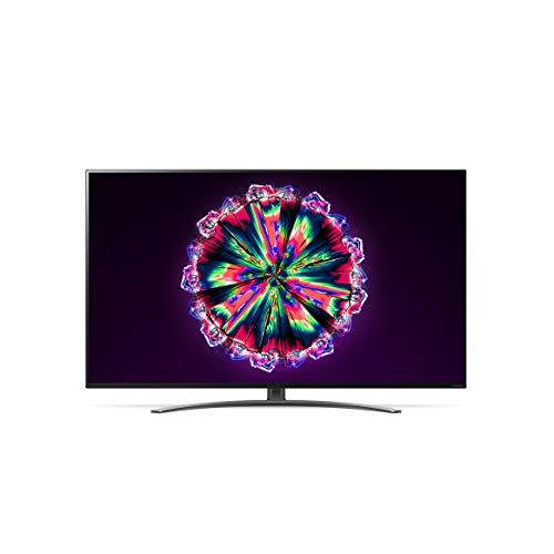 LG 55NANO867NA 139 cm (55 Zoll) NanoCell Fernseher 100 Hz [Modelljahr 2020]