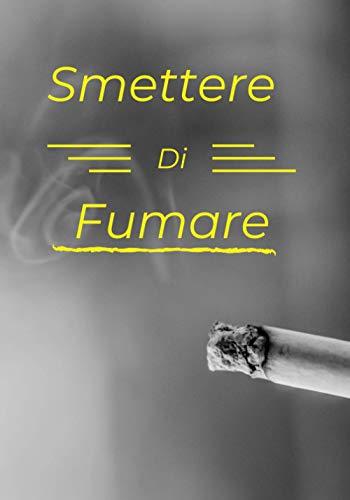 Smettere di fumare: Tobacco Tracker: regalo eccezionale per smettere di fumare, libro a pagine, di...