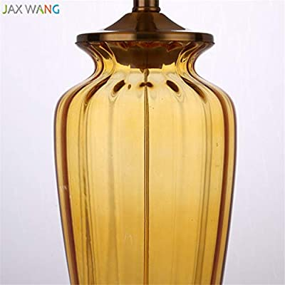 Somnrchun Lámpara de Mesa clásica Lámpara de Mesa China Mesita de ...