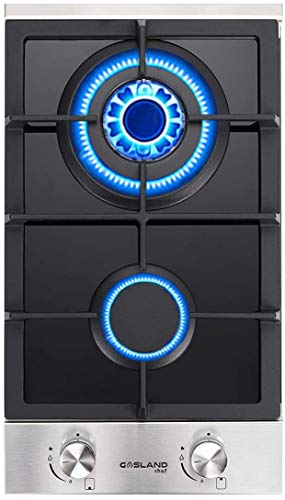 2 gas cooktop - 4