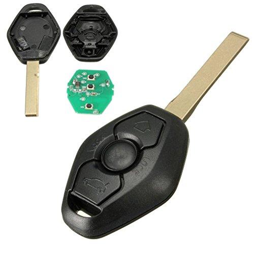 Aiming Teclas de Control Remoto de Coches para E46 E39 433Hz Llaves del automóvil a Distancia Piezas Claves Claves del Coche Auto