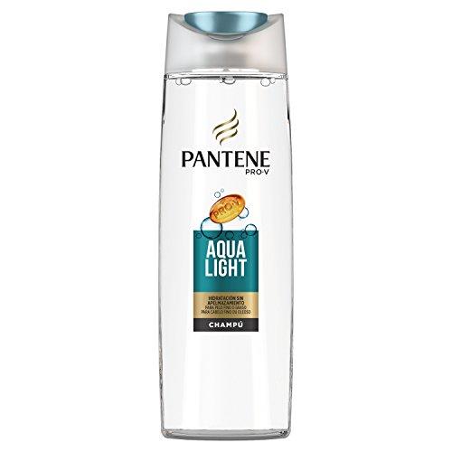 Pantene Pro-V Aqua Light Shampoo für feines Haar mit Tendenz zu fetten – 434 ml