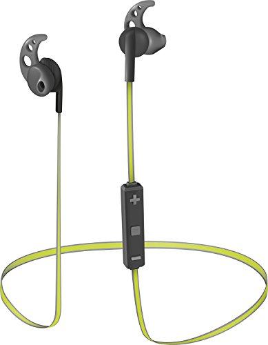 Trust Urban Sila Confortevoli Auricolari Bluetooth Wireless, Nero Verde