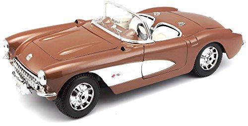 Maisto 31139 - Chevrolet Corvette 57 1:18 (farblich sortiert)