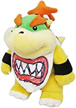 Little Buddy Super Mario All Star Collection 1424 Bowser Jr. Stuffed Plush, 8