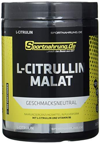 Sportnahrung.de L-Citrullin Malat, 500 g