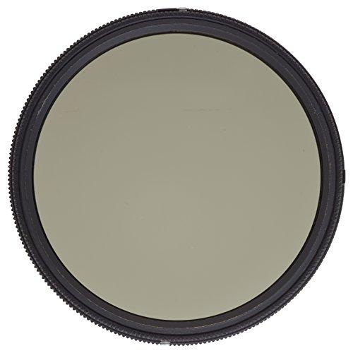 Heliopan 21991062 - Filtro para iluminación fotográfica (Tamaño de Filtro: 62 mm), Negro