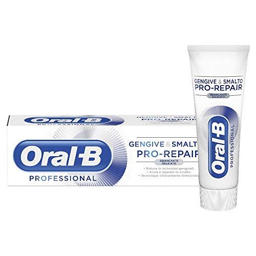 Oral-B Professional Dentifricio Gengive e Smalto Pro-Repair, 75ml