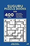Suguru Puzzle Books - 400 Easy to Master Puzzles 8x8 (Volume 4)