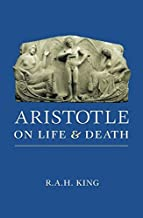 Aristotle on Life and Death