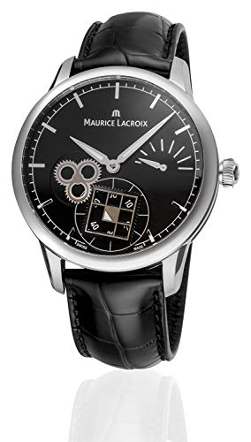 Maurice Lacroix Masterpiece Square Wheel MP7158-SS001-301-1 Orologio...