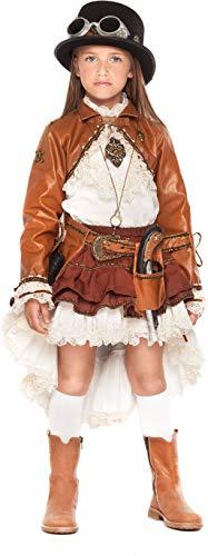 chiber Travestimenti Costume di viaggiatrice del...