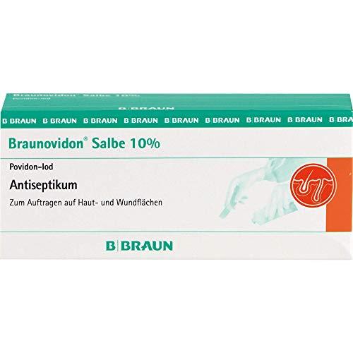 Braunovidon Salbe 10% Antiseptikum, 20 g Salbe