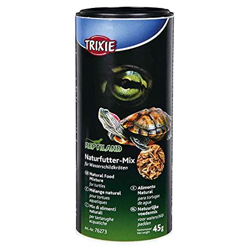 Trixie 76273 Naturfutter-Mix für Wasserschildkröten, 250 ml/45 g