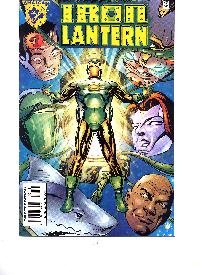 Iron Lantern #1 Amalgam