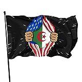 DJNGN Blood Inside Me Argelia Banderas 3x5 Exterior Interior Bandera Bandera Casa Jardín Decoración