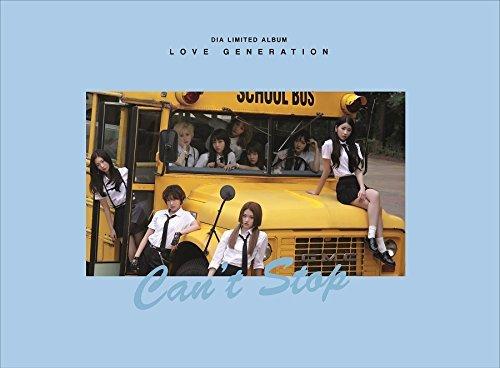 MBK Entertainment Dia - Love Generation [Limited Ver.] (3Rd Mini Album) Cd+Photobook