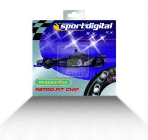 Scalextric C7005 Digital Chip for Non DPR Open Wheel Cars