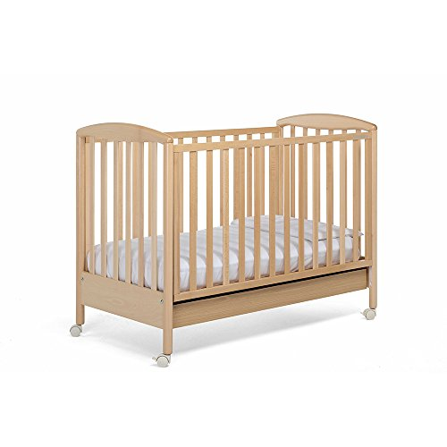 Foppapedretti 9900170203 Lucy - Cuna, color madera natural