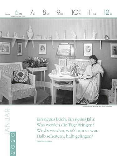 Literaturkalender Frauen lieben Lesen 2020: Literarischer Wochenkalender - 3