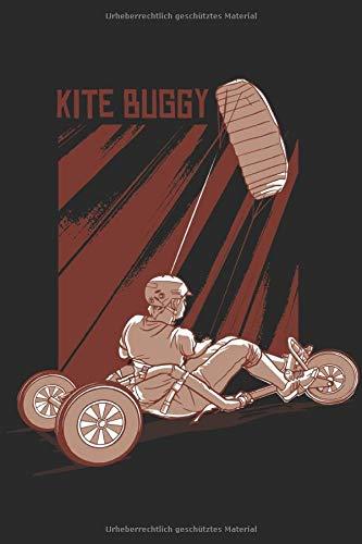 Kite Buggy Notizbuch: Notizbuch für den täglichen bedarf
