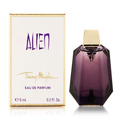 Alien By Thierry Mugler For Women. Eau De Parfum Miniature 0.20 Oz.