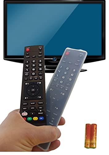 TDSYSTEMS K50DLJ10US Mando A Distancia TELEVISIÓN TDSYSTEMS K50DLJ10US - Mando TELEVISOR TD Systems TV K50DLJ10US - Compatible Todas Las Funciones TDSYSTEMS K50DLJ10US (ecalidad)