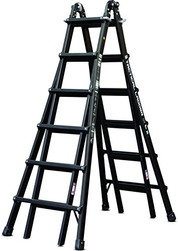 Little Giant 10126T Tactical 300-Pound Duty Rating Multi-Use Ladder, 26-Foot