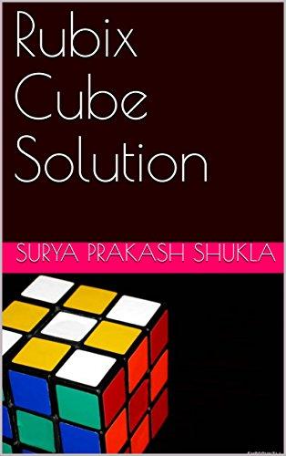 Rubix Cube Solution (English Edition)