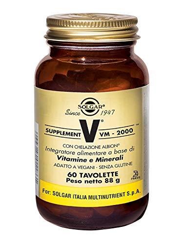 Solgar® Fórmula VM-2000 para ayudar a reducir el cansancio