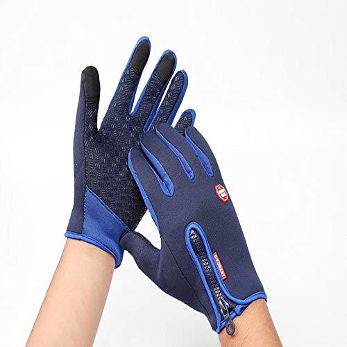 IAMZHL Motorradhandschuhe Touchscreen-Reithandschuhe Skihandschuhe Winddicht wasserdichte Outdoor-Sporthandschuhe Guantes Moto Invierno Sunmmer XL